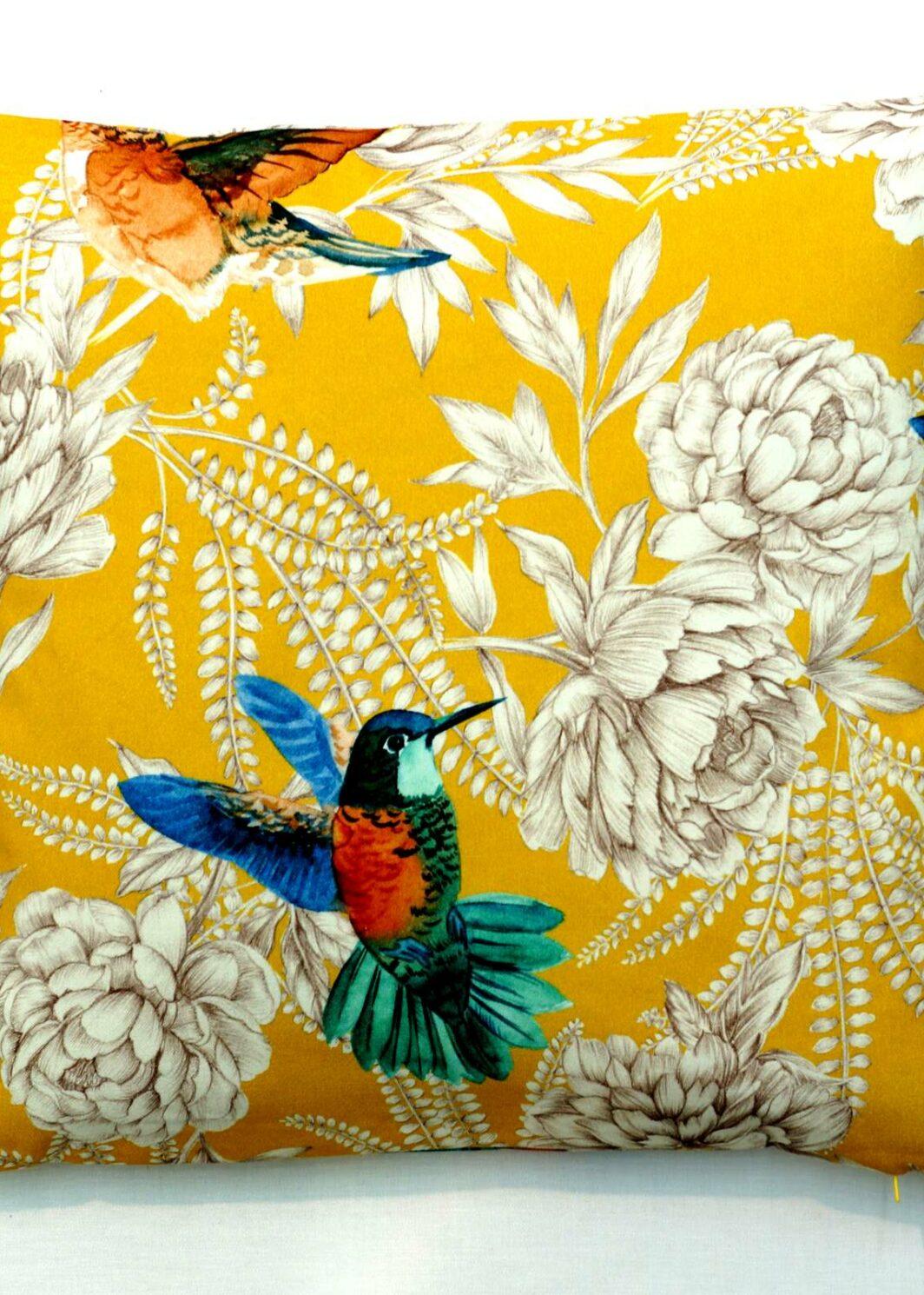 Kissenbezug Kolibri Baumwolle(1)